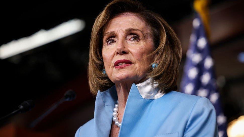 Pelosi Takes One-Two Punch: Bipartisan Infrastructure Deal, $3.5T Spending Bill Both Stalled As Democrats Bicker