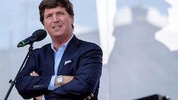 Conservative Festival In Hungary Features U.S. TV Host Tucker Carlson