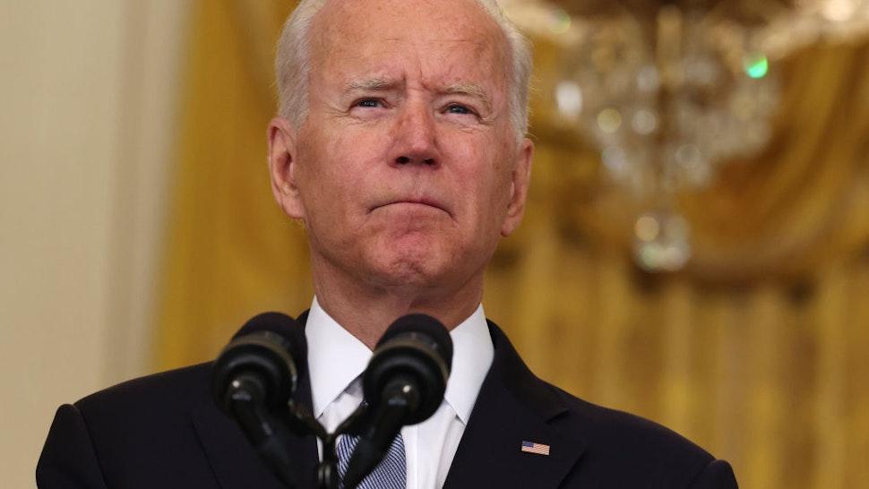 Biden Afghan speech