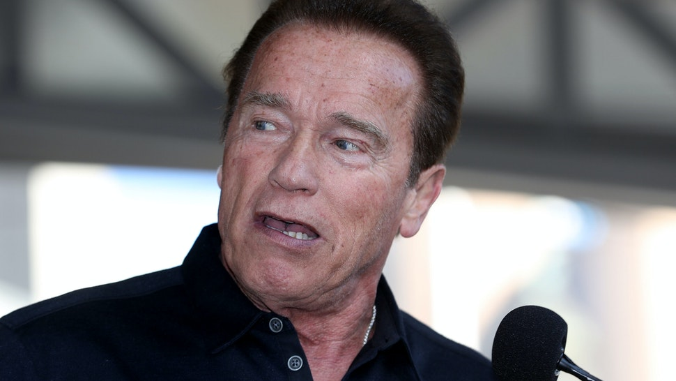 Sports Nutrition Company Cuts Ties With Arnold Schwarzenegger Over Mask Tirade