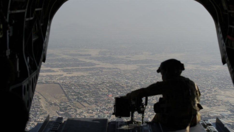 U.S. Resumes Flights Out Of Afghanistan After Airport Security Breach