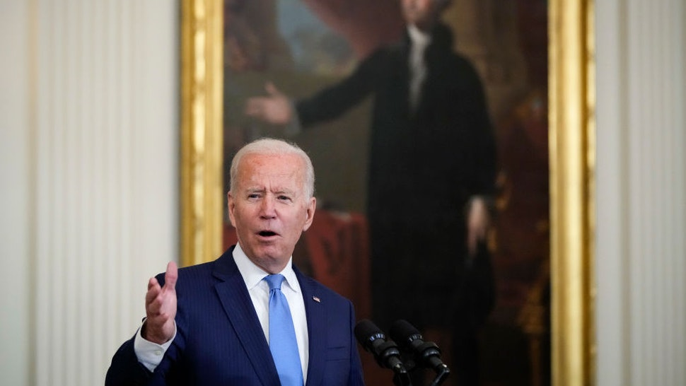 Biden Blasted After Refusing To Push Back Afghanistan Deadline: 'Coward,' 'Completely Unacceptable'