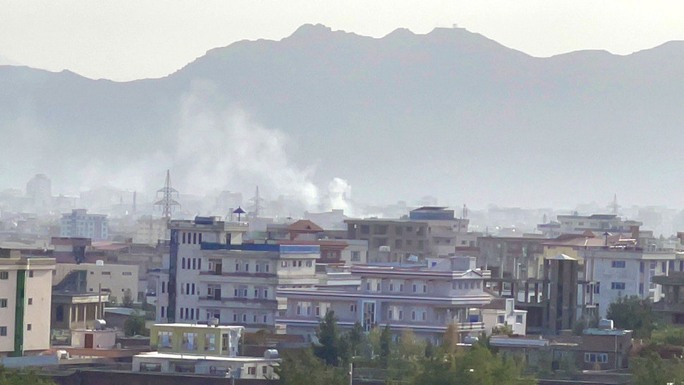 U.S. Military Strikes Car Carrying 'Multiple Suicide Bombers' En Route To Kabul Airport, Officials Say