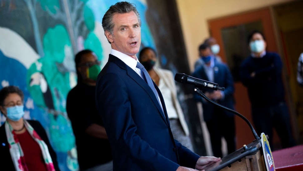 Report: Newsom's Office Protected Electric Company After It Caused Deadly California Fires