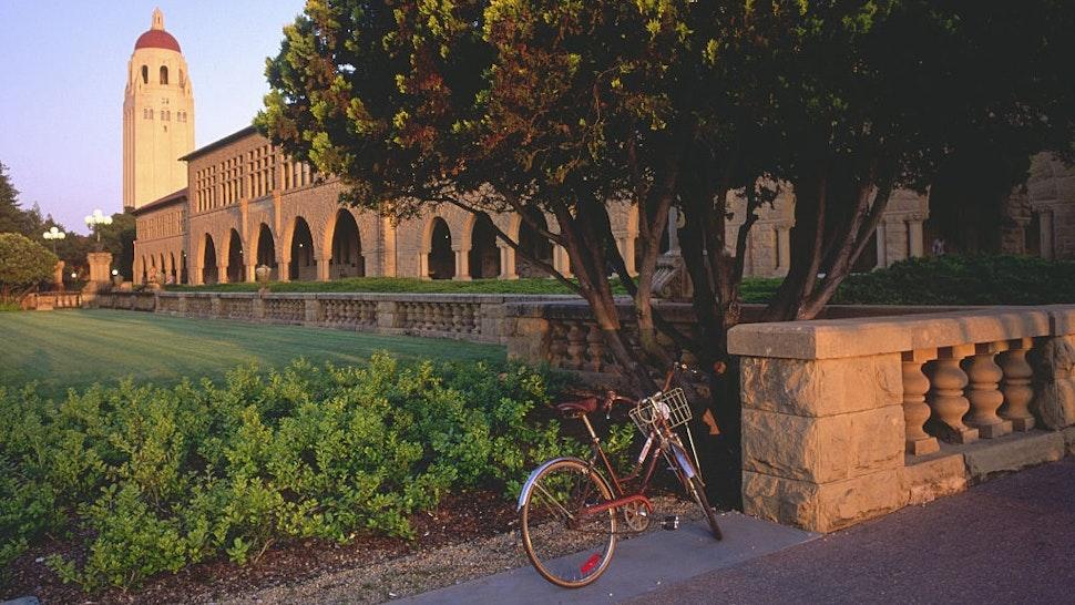 Stanford, California: Stanford University Campus.