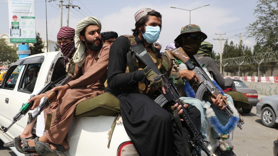 Report: U.S. Turned Down Offer To Control Kabul During Evacuation, Gave City To Taliban