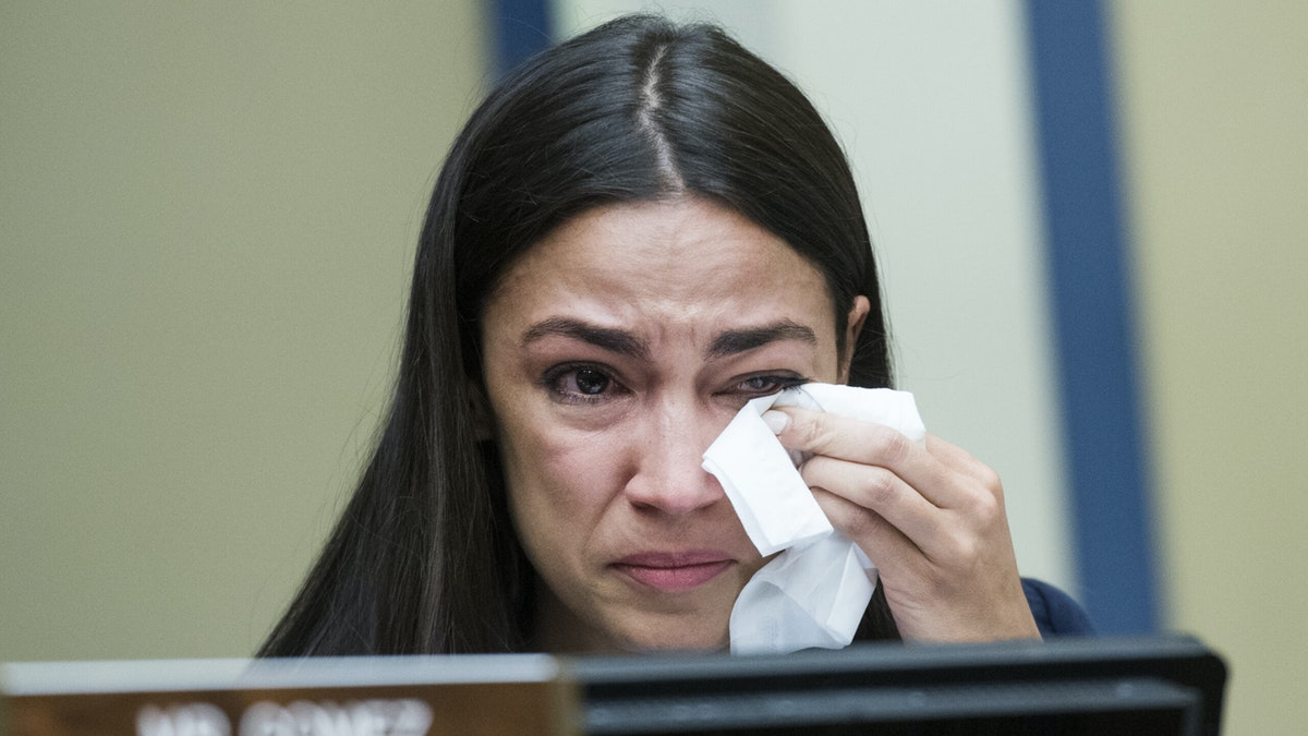 AOC Slammed For 'Crying' After Iron Dome Funded: 'Shedding Tears That Less Israelis Are Going To Die' | The Daily Wire