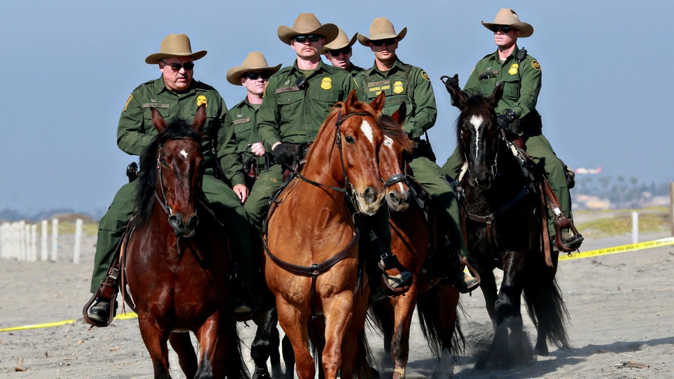 Biden Admin Takes Horses Away From Border Patrol Agents In Del Rio After They Defended Border