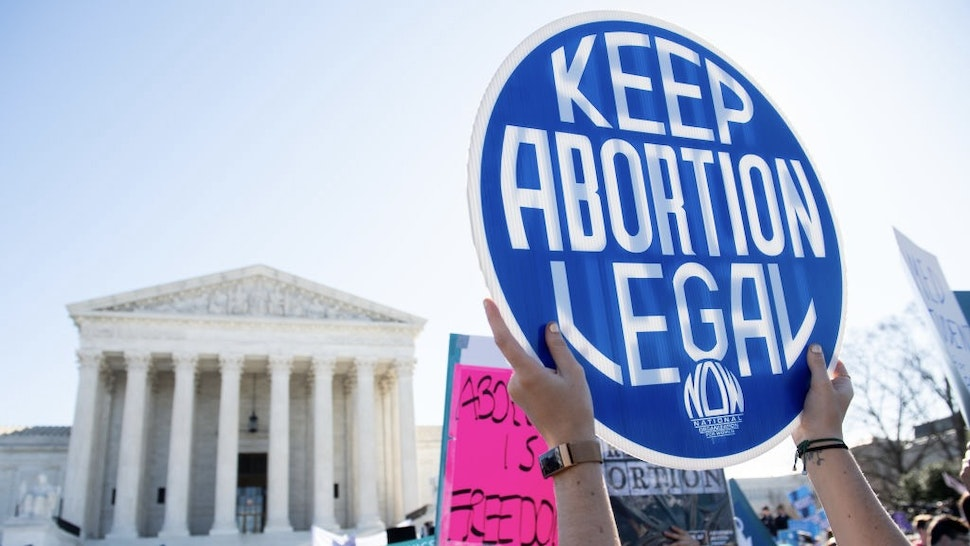 House To Vote On Measure Codifying Roe V. Wade Decision Into Federal Law