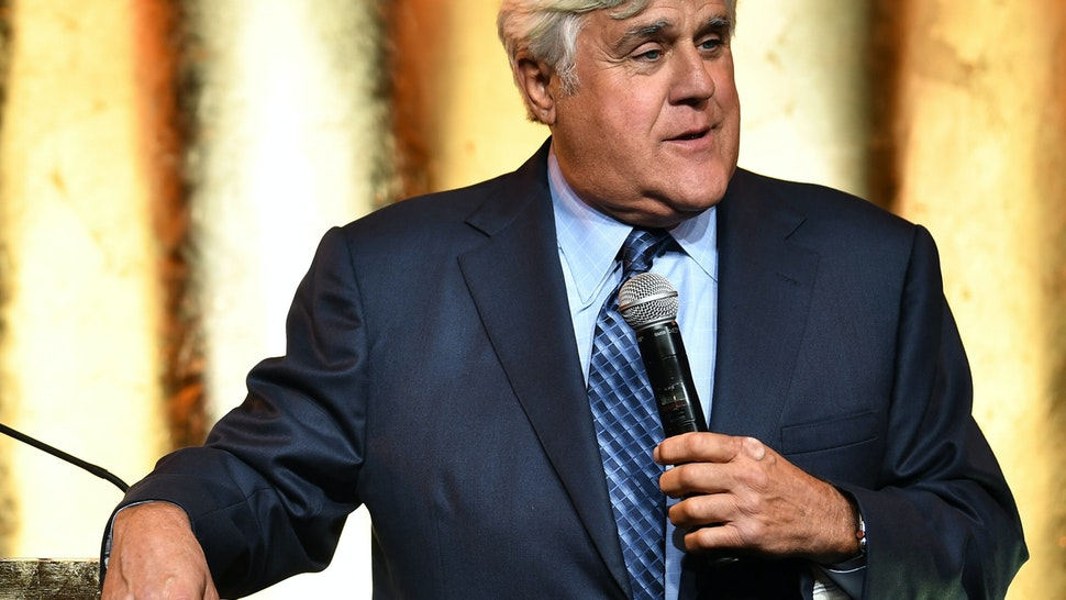 Jay Leno Seems To Defend Cancel Culture: 'You Either Change With The Times Or You Die'