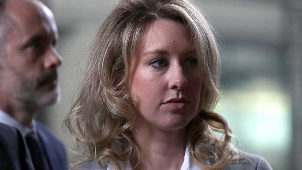 Texts Between Theranos Founder Elizabeth Holmes And Ex-Boyfriend Cast Doubt On Her Abuse Claims