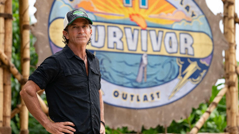 'Survivor' Host Asks Contestants If Saying 'Come On In Guys' Is Still 'Okay'