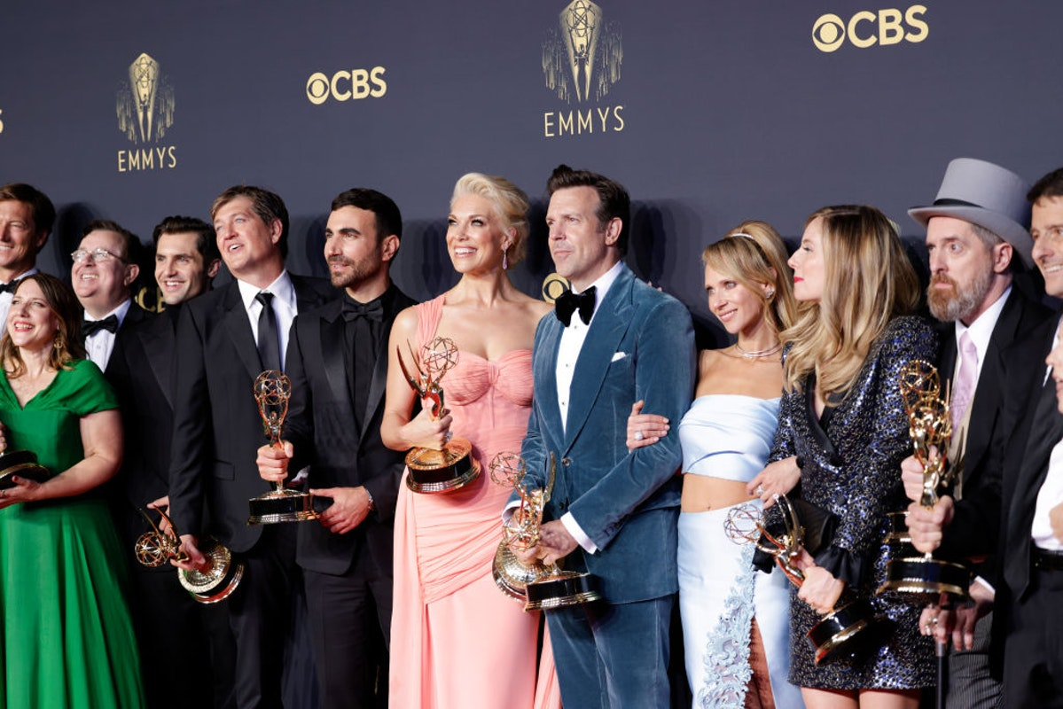 Emmys Go Maskless, Get Blasted: 'Masking Is Solely Reserved For Us Peasants'   The Daily Wire