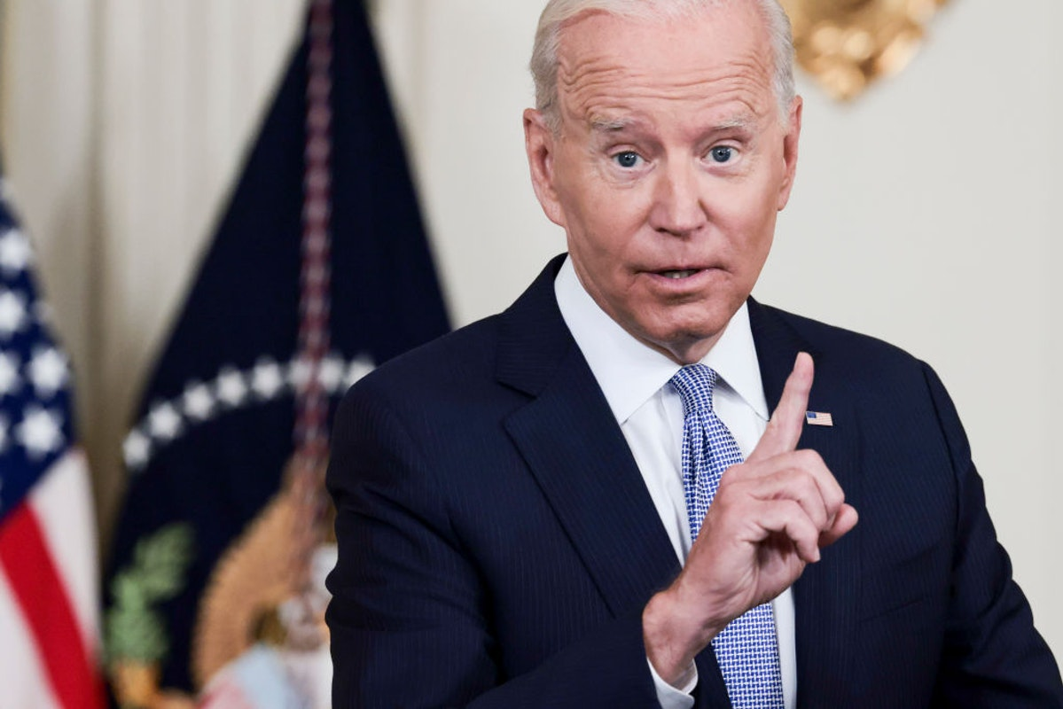 'Despicable Liar': Biden Hammered For Promising Border Agents 'Will Pay' For 'Strapping' Migrants, 'Running Them Over'   The Daily Wire