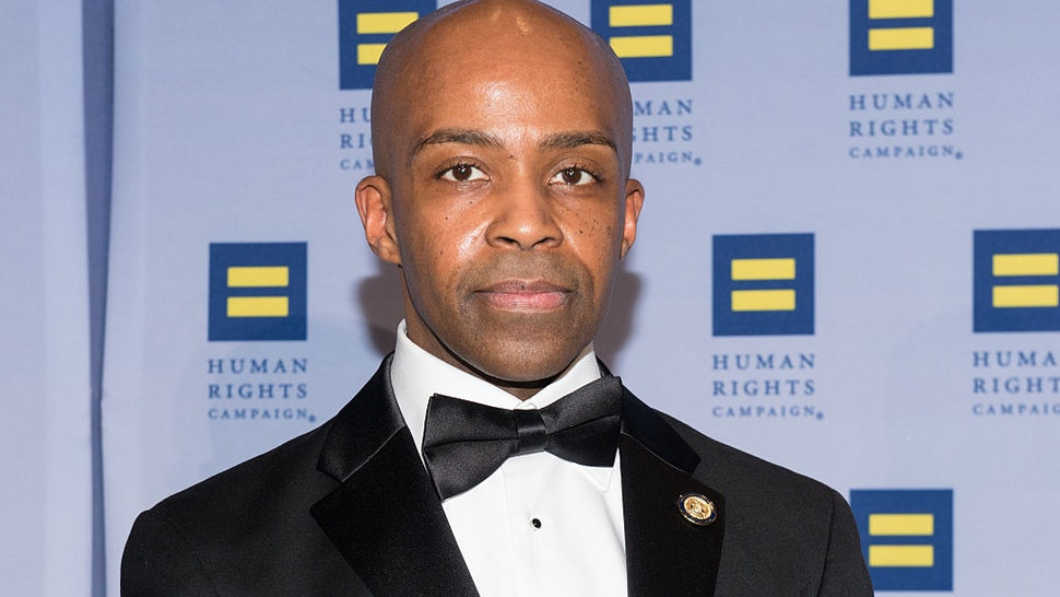 Counsel to the Governor at Office of Governor Andrew M. Cuomo Alphonso David attends the 2016 Human Rights Campaign New York gala dinner at The Waldorf=Astoria on February 6, 2016 in New York City.