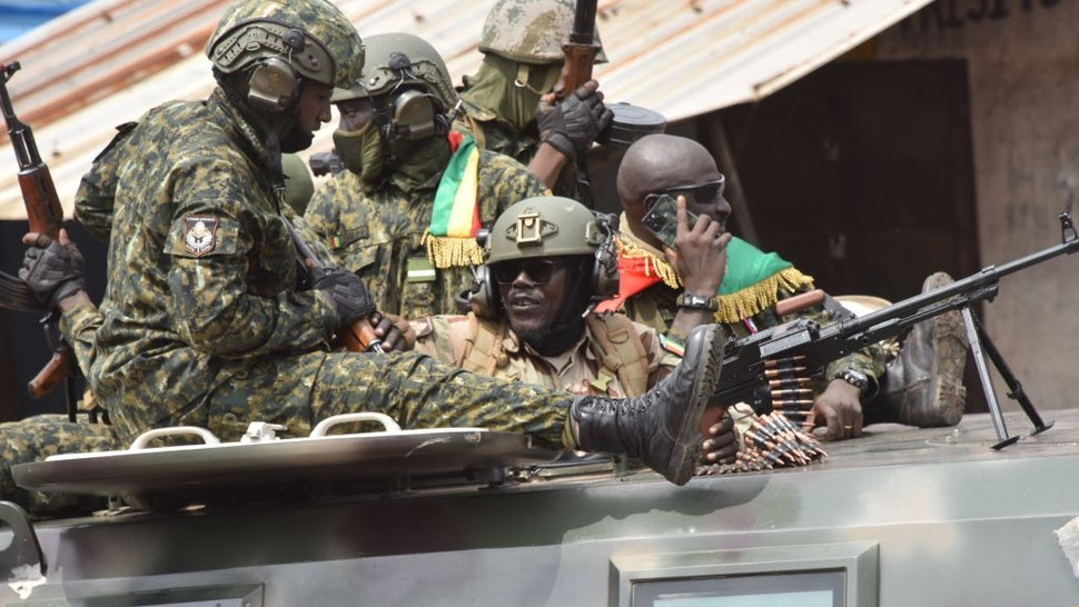 Guinean Military Official Says President Ousted In Coup; Biden Administration Responds