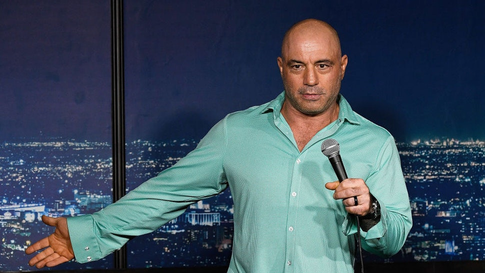 'They're Making S*** Up': Joe Rogan Floats Suing CNN For Claiming He Took Horse Dewormer