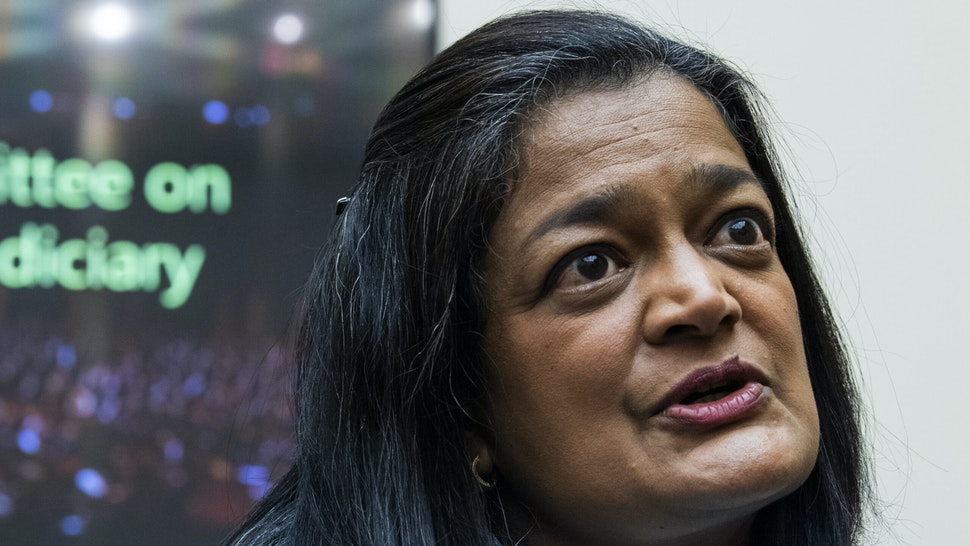 Jayapal On Democrats' $3.5 Trillion Bill: It's 'A Zero-Dollar Bill' Since It'll Be Paid For With Taxes