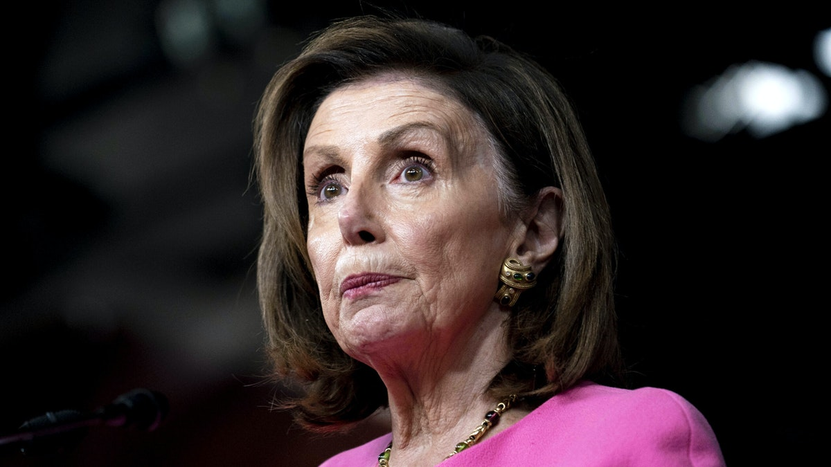 Pelosi On Democrats' $3.5 Trillion Social Spending Bill: 'Let's Not Talk About Numbers And Dollars'   The Daily Wire