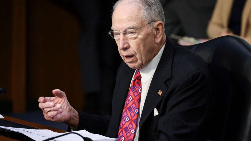 Seven-Term Senator Chuck Grassley, 88, To Run For Re-election