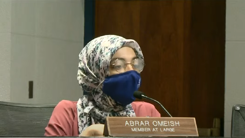 School Board Member Whose Father Led 9/11 Hijackers' Mosque Opposes Resolution Honoring Victims