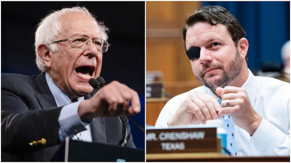 Sanders/Crenshaw