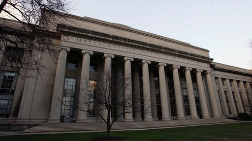 The Maclaurin Building is shown on the campus of the Massachusetts Institute of Technology February 22, 2006 in Cambridge, Massachusetts.