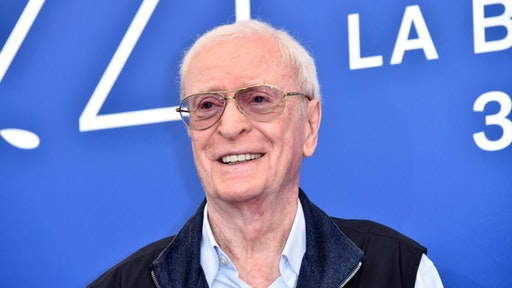 Michael Caine attends the 'My Generation' photocall during the 74th Venice Film Festival at Sala Casino on September 5, 2017 in Venice, Italy.