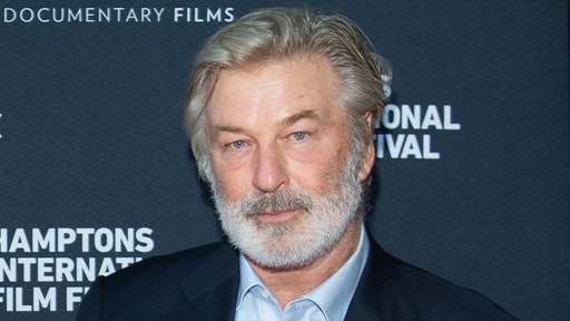 EAST HAMPTON, NEW YORK - OCTOBER 07: Alec Baldwin attends the World Premiere of National Geographic Documentary Films' 'The First Wave' at Hamptons International Film Festival on October 07, 2021 in East Hampton, New York. (Photo by Mark Sagliocco/Getty Images for National Geographic)