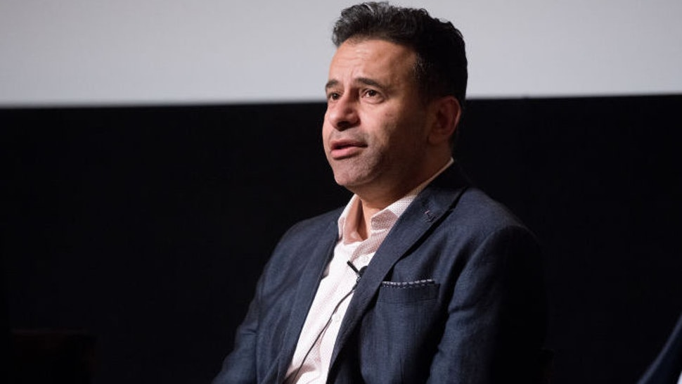 Dr. Marty Makary speaks during a screening of the HBO documentary film 'Bleed Out' on December 12, 2018 in New York City.
