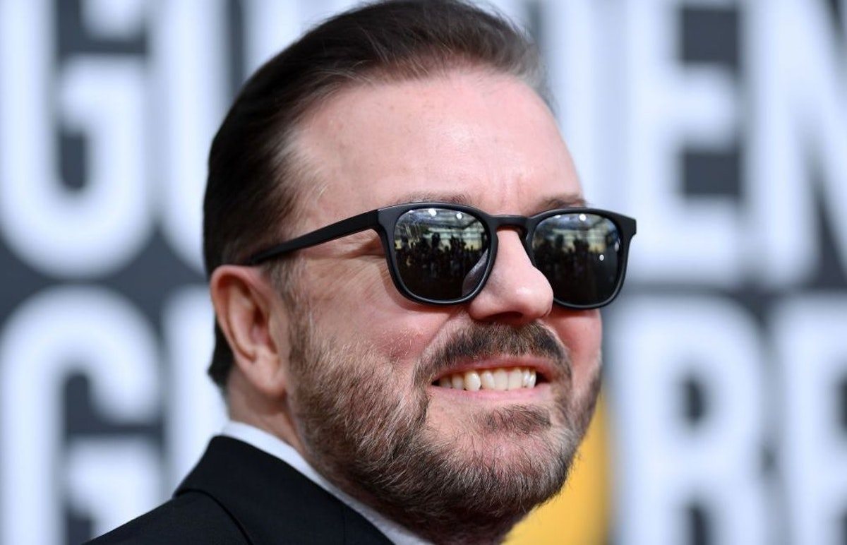Ricky Gervais Doles Out Message To 'Woke' Gen Z