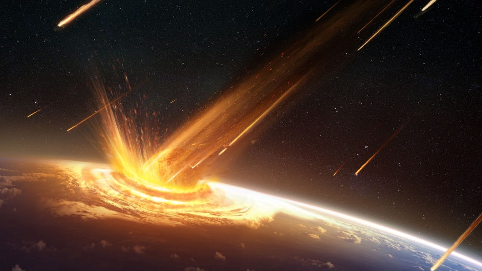 NASA To Nudge Asteroid To Keep It From Threatening Earth