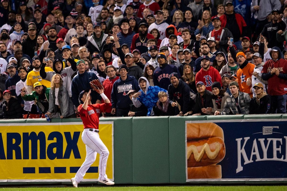 'F*** Joe Biden' Chant Drowns Out MLB Playoff Postgame Show