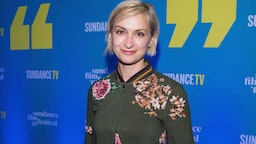 Filmmaker Halyna Hutchins attends the 2018 Sundance Film Festival Official Kickoff Party Hosted By SundanceTV at Sundance TV HQ on January 19, 2018 in Park City, Utah.