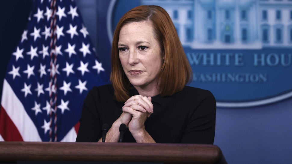 Psaki On Biden Struggling On Multiple Fronts: 'We Certainly Don't See Things As Darkly As You Do'