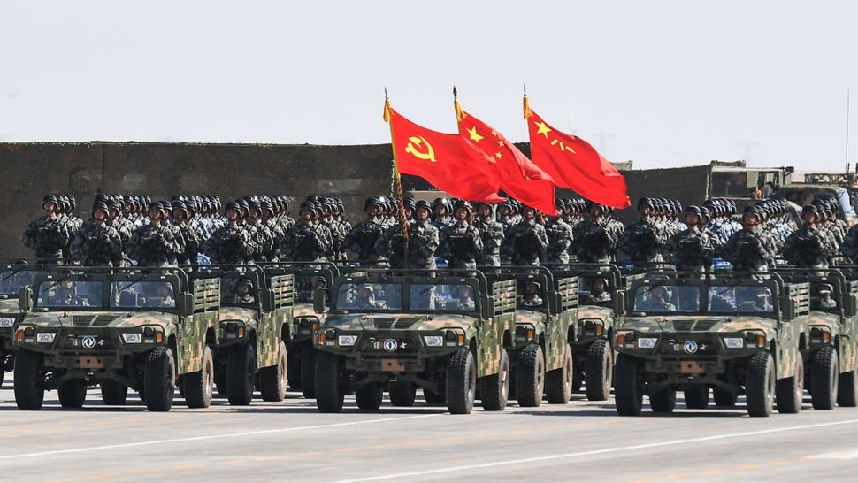 China Announces Beach Invasion Drill After Taiwanese President Stands Up To Them