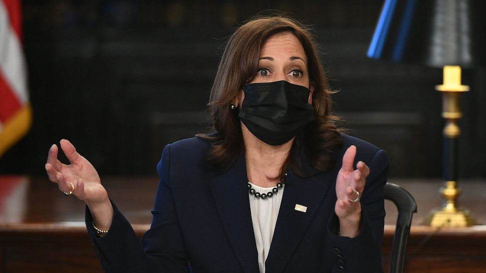 Kamala Harris Takes Unexplained Trip To Palm Springs, Journalists 'Not Allowed' To Watch Her Departure: Reports