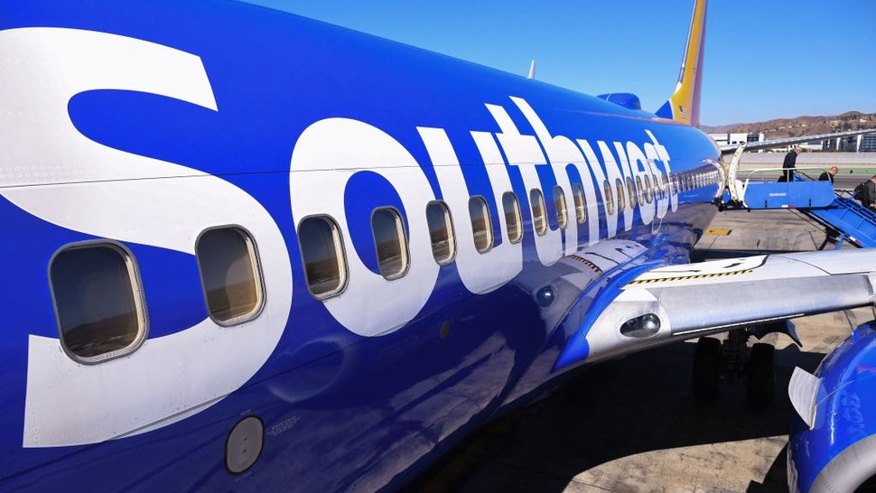 Southwest Airlines Cancels At Least 1,800 Flights Over Weekend, Blames Weather, Air Traffic Control